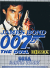 James Bond 007 - The Duel Sega Game Gear cover artwork