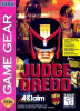 Judge Dredd Sega Game Gear cover artwork