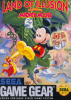Land of Illusion Starring Mickey Mouse Sega Game Gear cover artwork