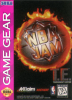 NBA Jam Tournament Edition Sega Game Gear cover artwork
