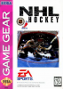 NHL Hockey Sega Game Gear cover artwork