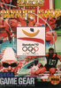 Olympic Gold Sega Game Gear cover artwork