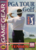 PGA Tour Golf Sega Game Gear cover artwork