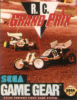 R.C. Grand Prix Sega Game Gear cover artwork
