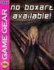 Sega Game Pack 4 in 1 Sega Game Gear cover artwork