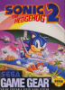 Sonic The Hedgehog 2 Sega Game Gear cover artwork