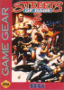 Streets of Rage II Sega Game Gear cover artwork