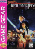 Super Return of the Jedi Sega Game Gear cover artwork