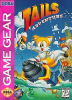 Tails Adventures Sega Game Gear cover artwork