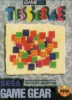Tesserae Sega Game Gear cover artwork
