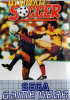 Ultimate Soccer Sega Game Gear cover artwork