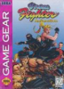 Virtua Fighter Animation Sega Game Gear cover artwork