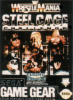 WWF Wrestlemania Steel Cage Challenge Sega Game Gear cover artwork