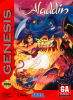 Aladdin Sega Genesis cover artwork
