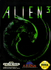 Alien 3 Sega Genesis cover artwork