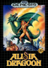 Alisia Dragoon Sega Genesis cover artwork