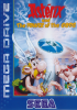 Asterix and the Power of the Gods Sega Genesis cover artwork