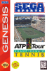 ATP Tour Championship Tennis Sega Genesis cover artwork