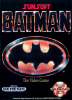Batman Sega Genesis cover artwork