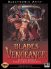 Blades of Vengeance Sega Genesis cover artwork