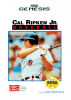 Cal Ripken Jr. Baseball Sega Genesis cover artwork