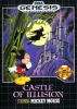 Castle of Illusion Starring Mickey Mouse Sega Genesis cover artwork