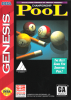 Championship Pool Sega Genesis cover artwork
