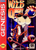 Chester Cheetah - Wild Wild Quest Sega Genesis cover artwork