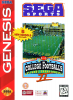 College Football's National Championship II Sega Genesis cover artwork