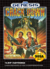 Crack Down Sega Genesis cover artwork