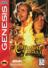 CutThroat Island Sega Genesis cover artwork