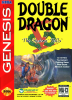 Double Dragon V - The Shadow Falls Sega Genesis cover artwork
