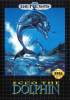 Ecco the Dolphin Sega Genesis cover artwork
