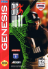 Frank Thomas Big Hurt Baseball Sega Genesis cover artwork