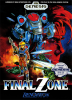 Final Zone - FZ Senki Axis Sega Genesis cover artwork