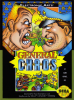General Chaos Sega Genesis cover artwork