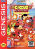 Great Circus Mystery Starring Mickey & Minnie, The Sega Genesis cover artwork