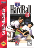 HardBall '95 Sega Genesis cover artwork