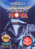 Heavy Nova Sega Genesis cover artwork