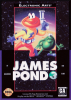 James Pond 3 : Operation Starfish Sega Genesis cover artwork