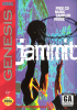 Jammit Sega Genesis cover artwork