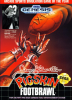 Jerry Glanville's Pigskin Footbrawl Sega Genesis cover artwork