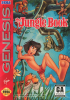 Jungle Book, The Sega Genesis cover artwork