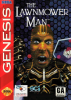 Lawnmower Man, The Sega Genesis cover artwork
