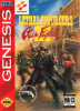 Lethal Enforcers II - Gun Fighters Sega Genesis cover artwork