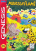Marsupilami Sega Genesis cover artwork