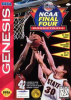 NCAA Final Four Basketball Sega Genesis cover artwork