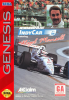 Newman Haas Indy Car Featuring Nigel Mansell Sega Genesis cover artwork