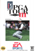 PGA Tour Golf III Sega Genesis cover artwork