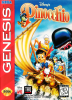 Pinocchio Sega Genesis cover artwork